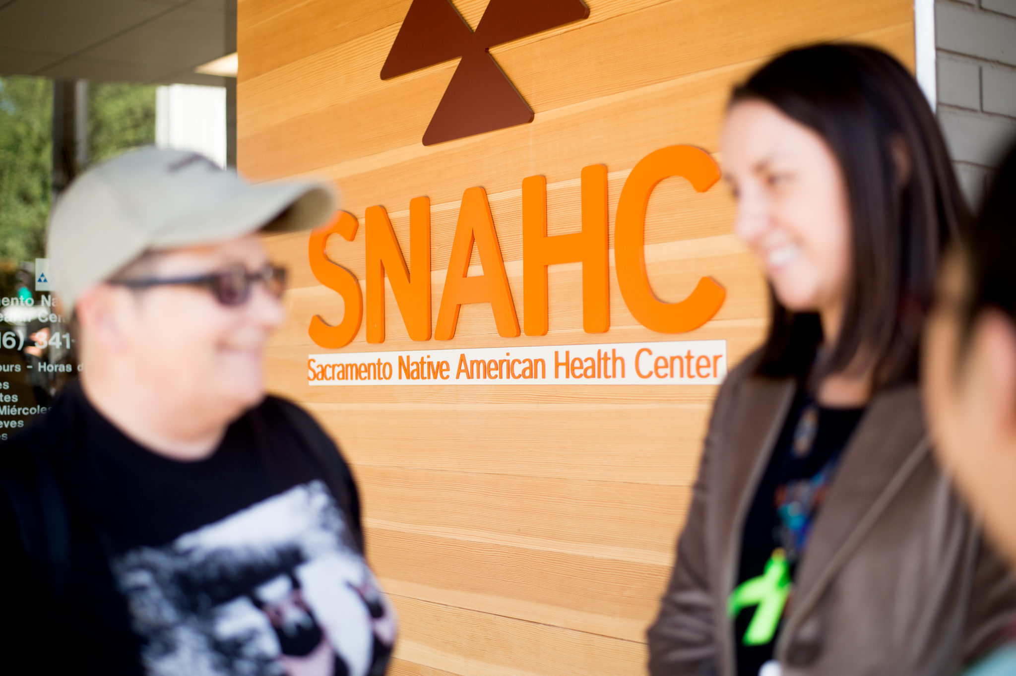 Sacramento Native American Health Center Photos Copyright Noah Berger / 2016