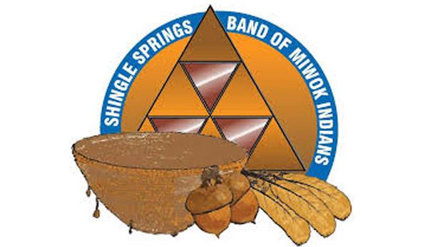 Shingle springs band of miwok indians logo