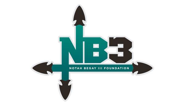 Notah Begay III Foundation logo