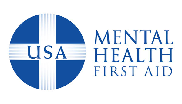 Mental Health First Aid's logo