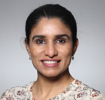 a headshot of Sumeet Kaur