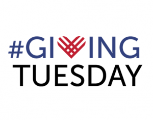 The Giving Tuesday logo