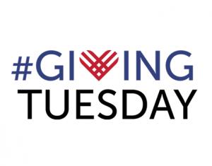 The Giving Tuesday logo