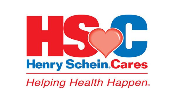 Henry Schein Cares logo