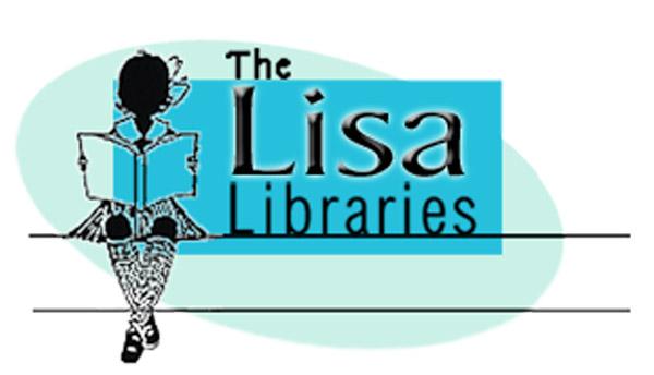 The Lisa Libraries logo